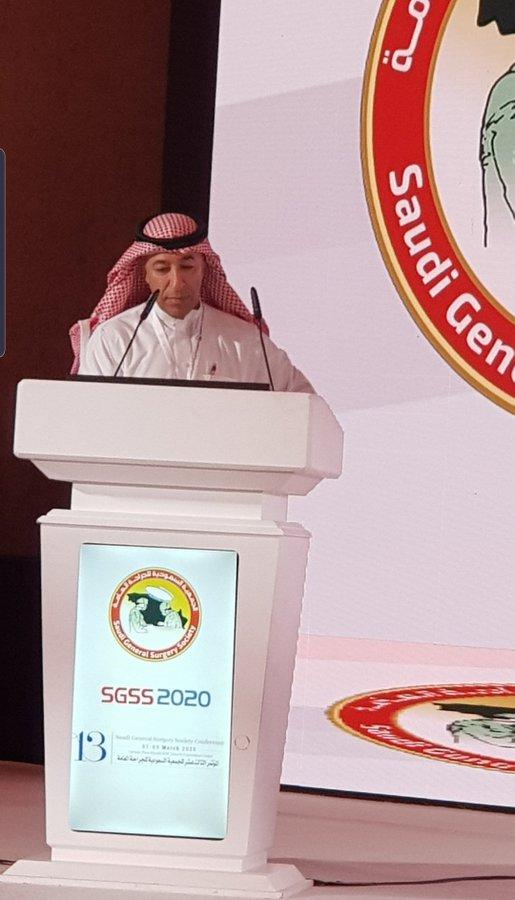 د.سعود التركي المدير الوطني لدورات الأصابات